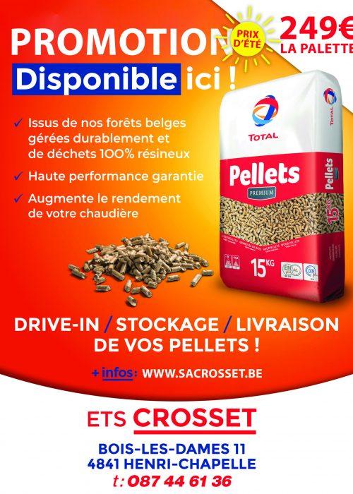 Pellets Total promo copie
